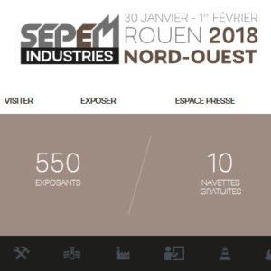 Sepem Rouen 2018